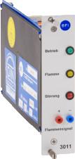 BFI Automation Ionization Flame Amplifier 3001D