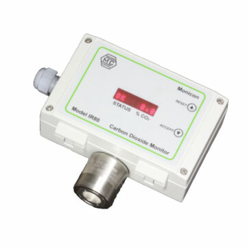 Monicon Technolgy CO2 Gasdetector